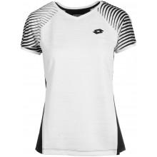Tee-Shirt Lotto Femme Top Ten II Blanc