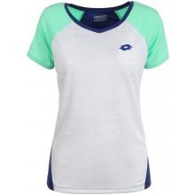 Tee-Shirt Lotto Femme Athlète Marine