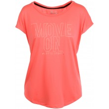 Tee-Shirt Lotto Femme Vabene Rose
