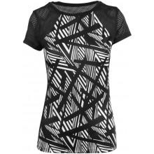Tee-Shirt Lotto Femme Vabene Noir