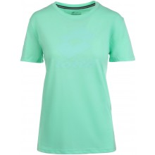 Tee-Shirt Lotto Femme Smart Bleu
