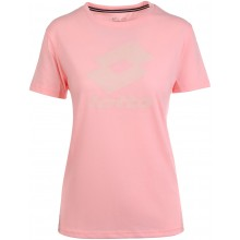 Tee-Shirt Lotto Femme Smart Rose