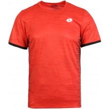 Tee-Shirt Lotto Junior Rouge