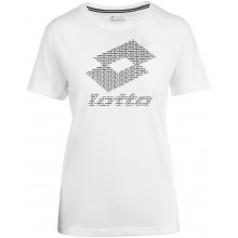 Tee-Shirt Lotto Femme Smart Blanc