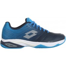 Chaussures Lotto Mirage 300 II Terre Battue Bleues