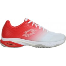 Chaussures Lotto Mirage 300 Terre Battue Blanches