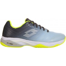 Chaussures Lotto Mirage 300 II Terre Battue Grises