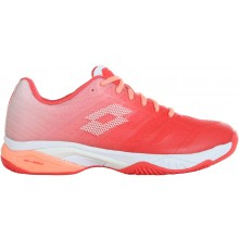 Chaussures Lotto Femme Mirage 300 Terre Battue Roses