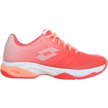Chaussures Lotto Femme Mirage 300 Toutes Surfaces Roses