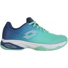 Chaussures Lotto Femme Mirage 300 Toutes Surfaces Bleues