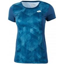 Tee-Shirt Lotto Femme Superrapida Bleu