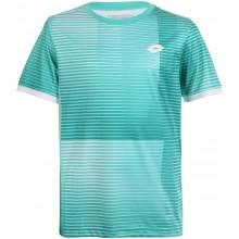 Tee-Shirt Lotto Junior Garçon Top Ten II Bleu