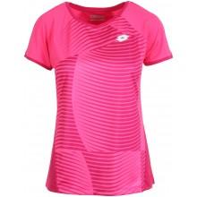 Tee-Shirt Lotto Femme Top Ten II Rose