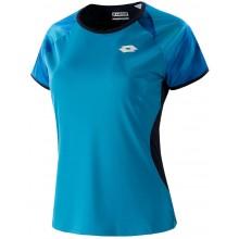 Tee-Shirt Lotto Femme Top Ten III PRT3 Indian Wells Bleu