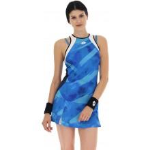 Robe Lotto Femme Top Ten III PRT3 Indian Wells Bleue