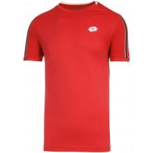 Tee-Shirt Lotto Junior Garçon Squadra II Rouge
