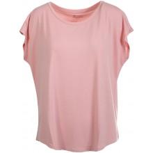 Tee-Shirt Lotto Femme Dinamico Rose