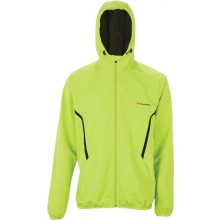 Veste à Capuche Tecnifibre Junior Flash Light Club Jaune
