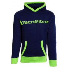 Sweat Tecnifibre Fille Fleece Marine