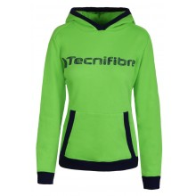 Sweat Tecnifibre Fille Fleece Vert