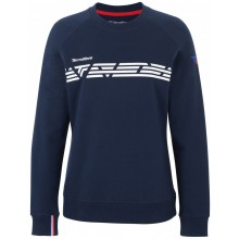 Sweat Tecnifibre Junior Fille Marine