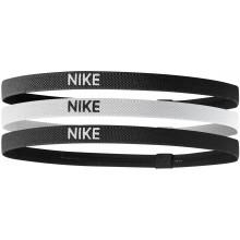 Bandeaux Nike Élastiques Assortiment 3 Pièces