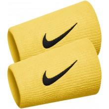 Serre Poignets Nike Tennis Double Largeur Nike Dimitrov Jaunes