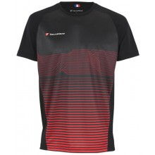 Tee-Shirt Tecnifibre Junior F4 Laservent Club Noir
