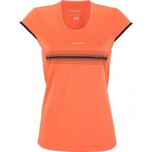 Tee-Shirt Tecnifibre Junior Fille F2 Airmesh Orange