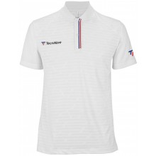 Polo Tecnifibre Junior F3 Blanc
