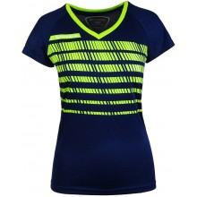Tee-Shirt Tecnifibre Junior Fille F2 Marine