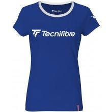 Tee-Shirt Tecnifibre Femme Cotton Bleu