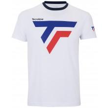 Tee-Shirt Tecnifibre Pro Blanc