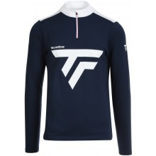 Sweat Tecnifibre Thermo Sweater 1/2 Zip Marine