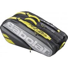 Sac de Tennis Babolat Pure Aero VS 9 Raquettes Noir