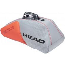 Sac de Tennis Head Radical 9R Supercombi Gris