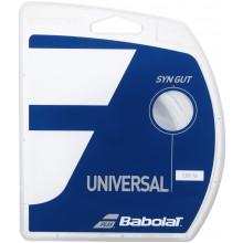 Cordage Babolat Synthetic Gut Blanc (12 Mètres)