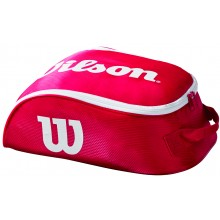 Sac A Chaussures Wilson Tour IV Rouge