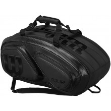 Sac De Tennis Wilson Tour V 15 (Thermo) Noir