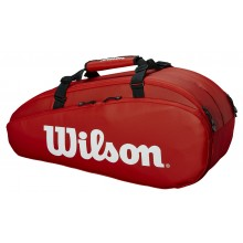 Sac de Tennis Wilson Tour Comp Small Rouge