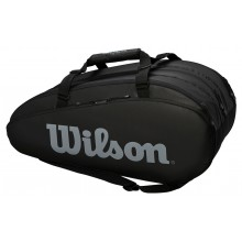 Sac de Tennis Wilson Tour 3 Comp Noir