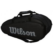 Sac de Tennis Wilson Tour 2 Comp Large Noir
