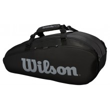 Sac de Tennis Wilson Tour 2 Comp Small Noir