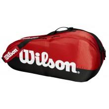 Sac de Tennis Wilson Team 1 Comp Small Rouge