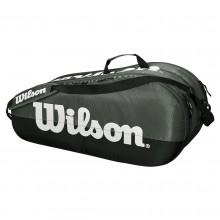Sac de Tennis Wilson Team 2 Comp Noir