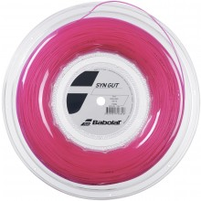 Bobine Babolat Synthetic Gut Rose 200m