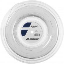 Bobine Babolat Synthetic Gut Force Blanc (200 Mètres)