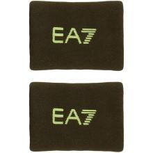 Serre-Poignets EA7 Fognini Verts