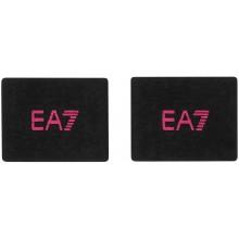 Serre-poignets EA7 Tennis Pro Noirs