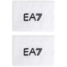 Serre-Poignets EA7 Fognini Blancs
